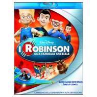 I Robinson. Una famiglia spaziale (Blu-ray)