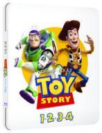 Toy Story Collezione Steelbook (4 Blu-Ray) (Blu-ray)