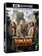 Jumanji: The Next Level (Blu-Ray 4K Ultra HD+Blu-Ray) (2 Blu-ray)