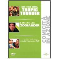Ben Stiller. Comicità in azione (Cofanetto 3 dvd)