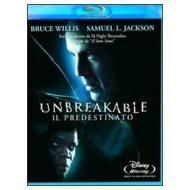 Unbreakable. Il predestinato (Blu-ray)