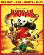 Kung Fu Panda 2 (Cofanetto blu-ray e dvd)