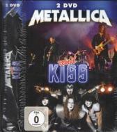 Metallica And Kiss - Live (2 Dvd)