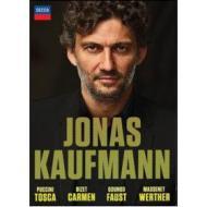Jonas Kaufmann (Cofanetto blu-ray e dvd)