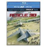 Rescue. Missioni di salvataggio 3D (Cofanetto 2 blu-ray)