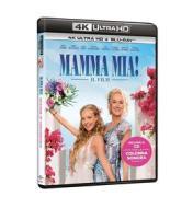 Mamma Mia! (Blu-Ray 4K Ultra Hd+Blu-Ray+Cd) (2 Blu-ray)
