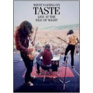 Taste. What's Going On Taste. Live at the Isle of Wight