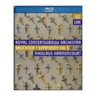 Anton Bruckner. Sinfonia n. 5 (Blu-ray)