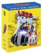The Lego Movie 3D (Cofanetto 2 blu-ray)
