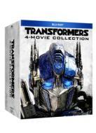 Transformers Quadrilogia (4 Blu-Ray) (Blu-ray)