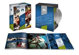10 anni di Blu-ray Paramount. Limited edition (Cofanetto 25 blu-ray)
