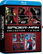 Spider-Man Collection (5 Blu-Ray) (Blu-ray)