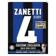 Zanetti Story. Ultra Limited Edition numerata (Cofanetto blu-ray e dvd - Confezione Speciale)