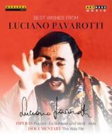 Giacomo Puccini. La Bohème. Best Wishes From Pavarotti, 80th Birthday Edition 2 (3 Blu-ray)