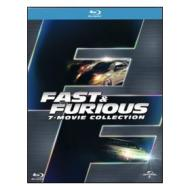 Fast & Furious. 7 Movie Collection (Cofanetto 7 blu-ray)