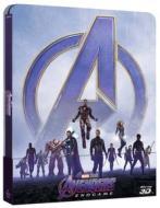 Avengers - Endgame (3D) (Ltd Steelbook) (Blu-Ray 3D+2 Blu-Ray) (3 Blu-ray)
