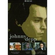 Johnny Depp (Cofanetto 3 dvd)