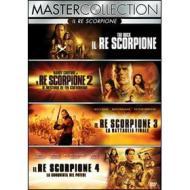Il re scorpione. Master Collection (Cofanetto 4 dvd)