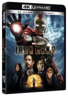 Iron Man 2 (Blu-Ray 4K Ultra Hd+Blu-Ray) (2 Blu-ray)