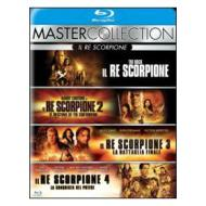 Il re scorpione. Master Collection (Cofanetto 4 blu-ray)