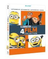 Minions Collection (3 Blu-Ray) (Blu-ray)