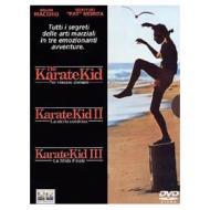 Karate Kid (Cofanetto 3 dvd)