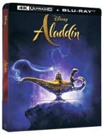 Aladdin (Live Action) (Ltd Steelbook) (Blu-Ray 4K Ultra Hd+Blu-Ray) (2 Blu-ray)