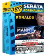 Ronaldo / Manny / Class Of 82 (3 Dvd)
