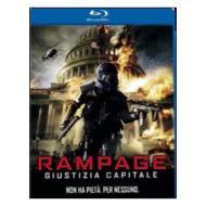 Rampage. Giustizia capitale (Blu-ray)