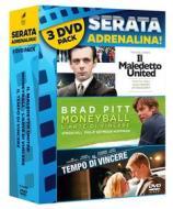 Moneyball / Maledetto United / Tempo Di Vincere (3 Dvd)