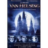 Van Helsing & Monster Boxset (Cofanetto 4 dvd)