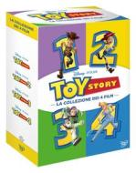 Toy Story Collection (4 Dvd)