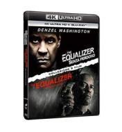 Equalizer Collection (2 Blu-Ray 4K Ultra HD+2 Blu-Ray) (Blu-ray)