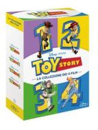 Toy Story Collection (4 Blu-Ray) (Blu-ray)