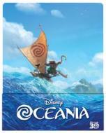 Oceania (Ltd Steelbook) (3D) (Blu-Ray 3D+Blu-Ray) (2 Blu-ray)