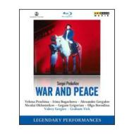 Sergei Prokofiev. Guerra e Pace (Blu-ray)
