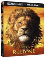 Il Re Leone (Live Action) (Steelbook) (Blu-Ray 4K Ultra HD+Blu-Ray) (2 Blu-ray)
