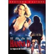 Hanna D., la ragazza del Vondel Park