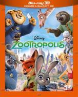 Zootropolis 3D (Cofanetto 2 blu-ray)