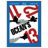 Ocean's 11 - 12 - 13 (Cofanetto 3 blu-ray)