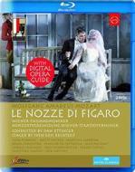 Wolfgang Amadeus Mozart. Le nozze di Figaro (Blu-ray)