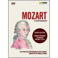 Mozart At Drottningholm. Arnold Östman's Legendary Mozart Cycle (Cofanetto 6 dvd)