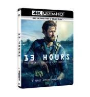 13 Hours - The Secrect Soldiers Of Benghazi (Blu-Ray 4K Ultra HD+Blu-Ray) (2 Blu-ray)