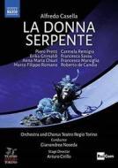 Alfredo Casella - La Donna Serpente (Blu-ray)