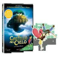 Il Castello Nel Cielo (Dvd+Magnete) (2 Dvd)