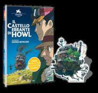 Il Castello Errante Di Howl (Dvd+Magnete) (2 Dvd)