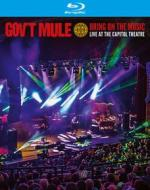 Gov'T Mule - Bring On The Music - Live At The Capitol Theatre (Blu-ray)