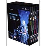 Monteverdi Cycle (Cofanetto 7 dvd)