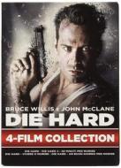 Die Hard 4 Film Collection (4 Dvd)