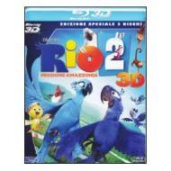 Rio 2. Missione Amazzonia 3D (Cofanetto blu-ray e dvd)